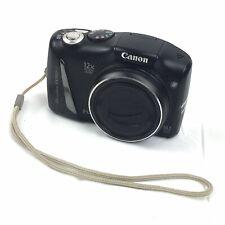 Canon PowerShot SX150 IS 14.1MP Digital Camera Black