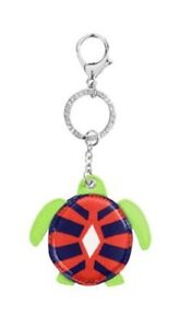 Vera Bradley key chain sun valley   turtle  Seashore edition NEW w. tags