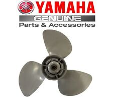 "Yamaha Genuine Plastic Outboard Propeller 8 - 9.9HP (Type R) 11.75"" x 9.25"""
