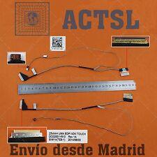 Cable de Video LCD Flex para ACER Dc02001y810