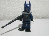 Genuine Lego DC Batman Dark Blue Wetsuit Mini Figure sh097 set 76010
