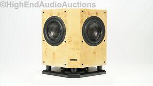 Acoustic Zen Allegro Push-Pull Active Subwoofer - New in Box! - 1000 Watts!