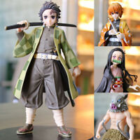 Demon Slayer: Kimetsu no Yaiba Kamado Nezuko Kamado Tanjirou Figure Toy NO Box