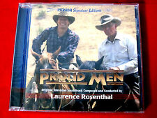 Proud Men/To Heal a Nation NEW CD OOP Orig. Film Soundtrack Laurence Rosenthal