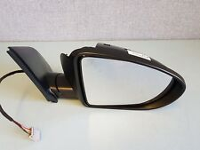 Nissan Qashqai O/S Drivers Side Electric Heated Door Mirror Brand New Genuine