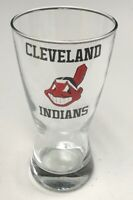 Cleveland Indians Glass Baseball