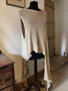 Zuza Bart Lagonlook Asymmetrical Top/Tunic Size large