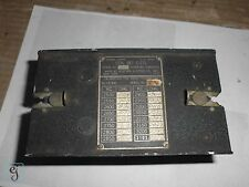 WWII Signal Corps C-271 Coil for BC230 Aircraft Radio 2.5-3.1 KC