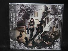 ALDIOUS District Zero JAPAN CD + DVD Raglaia Galmet Crying Machine Manipulated