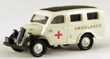 Classix EM76651 ford E83W thames estate ambulance 1/76 neuf en boîte-T48 post