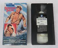 operation Pacific - 1992 VHS Video Cassette Tape -  John Wayne Patricia Neal