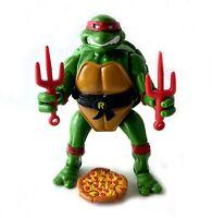 Mutatin Raphael Vintage TMNT Ninja Turtles Action Figure Near Complete 1992 Raph