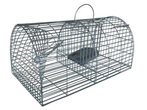 Multi-Catch Rat Trap | Funnel Trap | Metal Cage | Up to 5 rats at once