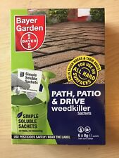 More details for bayer path & drive weedkiller - strong weed killer 6 sachet (great price)