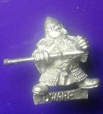 ME33 dwarf dwarves citadel gw games workshop slotta LOTR the hobbit spear #A
