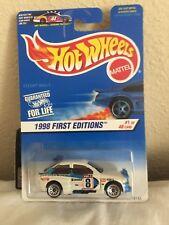 Hot Wheels  1998 First Edition  (  Escort Rally  1/48) Car