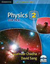 Physics 2 for OCR Secondary Student Book with CD-ROM by Gurinder Chadha, David Sang (Mixed media product, 2009)