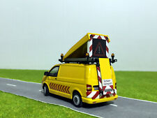 WSI TRUCK MODELS,VW TRANSPORTER ESCORT VAN,1:50