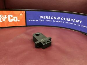 """HARDINGE CS-38 Holder Tool 3/4"""" RD (subspindle) for Conquest C42 (0T) CNC Lathe"""