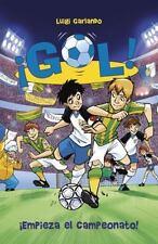 ¡Empieza el Campeonato! : ¡Gol! by Garlando, Luigi