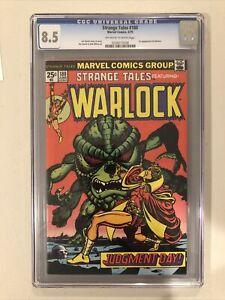 Marvel comics Strange Tales #180 CGC 8.5 1st Appearance Gamora