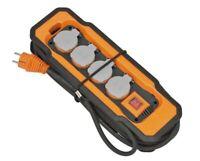 Brennenstuhl 9156480100 professionalLINE Steckdosenblock IP54 8m H07RNF 3G1,5