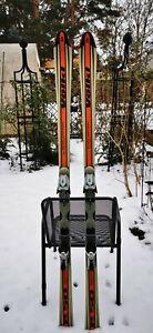 Carving Schi Ski Völkel P50 Race Carver ca. 178cm, Bindung Marker titanium 1200