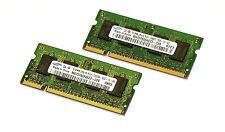 1gb Samsung = 2x512mb ddr2 pc2-5300s 667mhz memoria marchi ram per MacBook/Pro