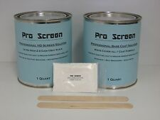 HD Projector / Projection Screen Paint - All in 1 Kit 1080p SOLUTION + BASE COAT