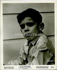 JOHN MEGNA TO KILL A MOCKING BIRD 1963 VINTAGE PHOTO 347R