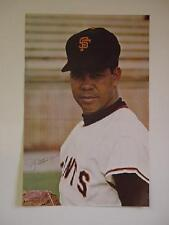 lot of 8 -1973 Juan Marichal Sports Illustrated posters -