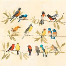 Reproduction Birds Art