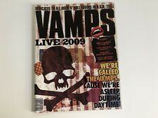 Vamps Live 2009 Tour Book Photographs - Hyde And K.A.Z