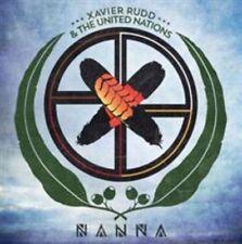 Nanna Xavier Rudd & The United Nations Audio CD