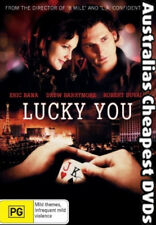 Lucky You DVD NEW, FREE POSTAGE WITHIN AUSTRALIA REGION 4