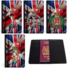 Personalised Military Passport Case Travel ID Card Holder Official Product
