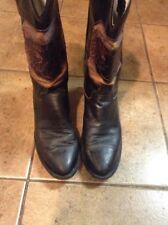 "Cowboy Boots Womens Neolite Outsole Black South Carolina GameCock Mascot 12"""