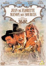 JEAN DE FLORETTE -- MANON DES SOURCES DOUBLE PACK - DVD - REGION 2 UK