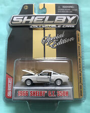 New ListingShelby Collectible Cars- Special Edition- 1966 Shelby Gt 350H- White