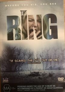The Ring : New Old Aus Stock : NEW DVD