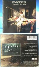 Fates Warning - Parallels (CD, 1991, Metal Blade Records, USA)