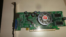 PCI-E Grafikkarte Ati Radeon x300SE 128Mb  VGA S-Video