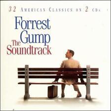, Forrest Gump: The Soundtrack - 32 American Classics On 2 CDs, Excellent Soundt