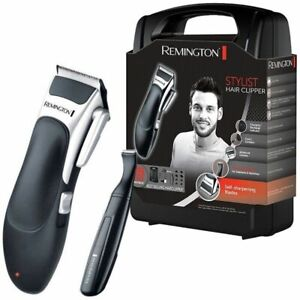 Remington HC366 Ceramic Stylist Hair Clipper rechargeable Brand New