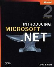 Introducing Microsoft .Net, Second Edition  Pro-Developer  2002 by Pl 0735615713