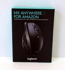 Logitech MX Anywhere 2 AMZ Wireless Maus für Windows/Mac schwarz