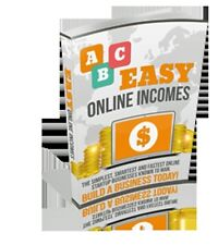 Start A Business On The Internet With These Easy Online Income Strategies (CD)