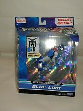 NETFILX Voltron Legendary Defender Diecast Metal Blue Lion