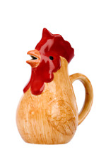 Quail Ceramics - Buff Orpington Cockerel Jug