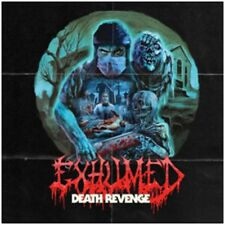 Exhumed - Death Revenge - New CD Album - Pre Order - 13th October
